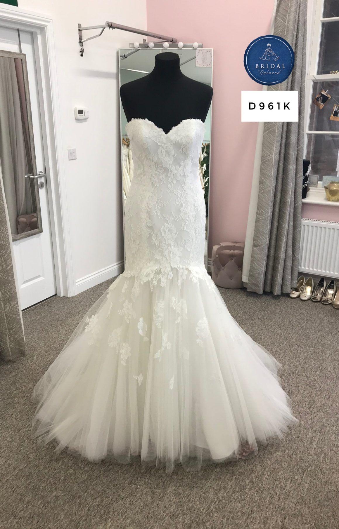 Cymbeline Wedding Dress Fishtail D961K Bridal