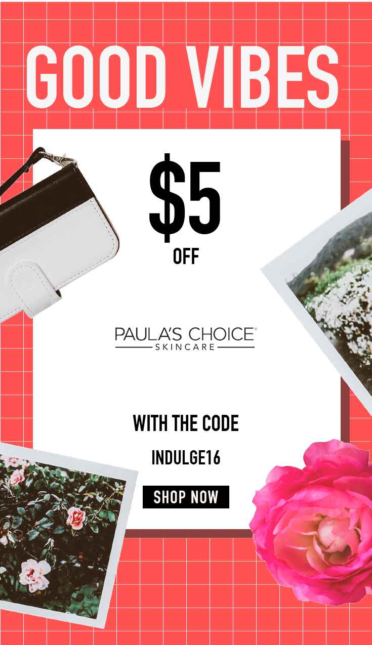 Get 5 Off 50 10 Off 75 15 Off 100 At Paulaschoice Com Use Code Indulge16 Valid 8 19 8 23 One Time Use Only Promotion A Coding Coupons Travelsmith