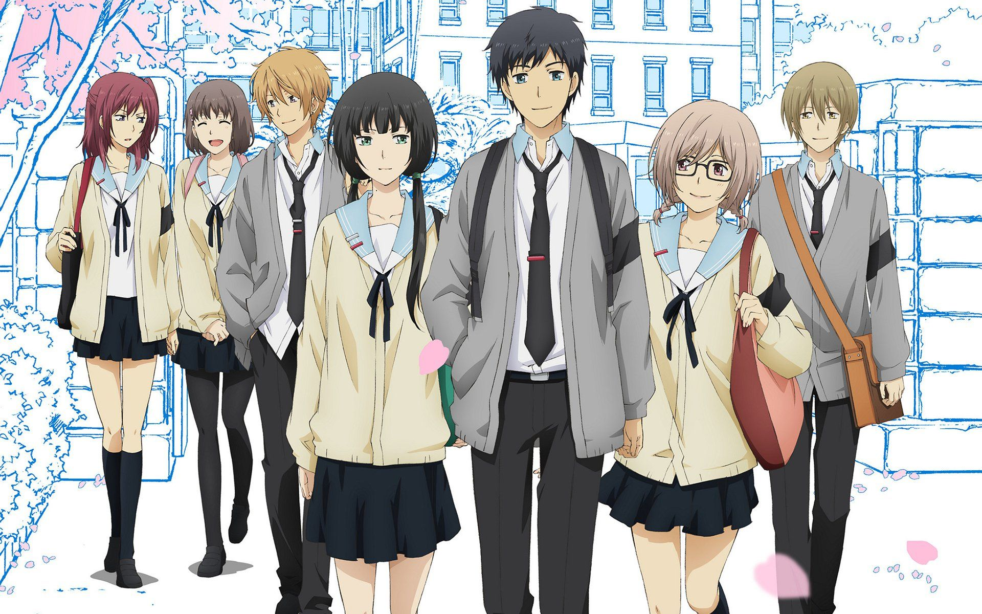 ReLIFE manga to end in March 2018 with Chapter 222