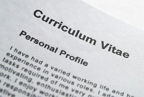 Cara Penulisan Curriculum Vitae Yang Benar Lowongan Kerja