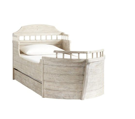 Voyager Bed And Trundle Pottery Barn Kids Bed