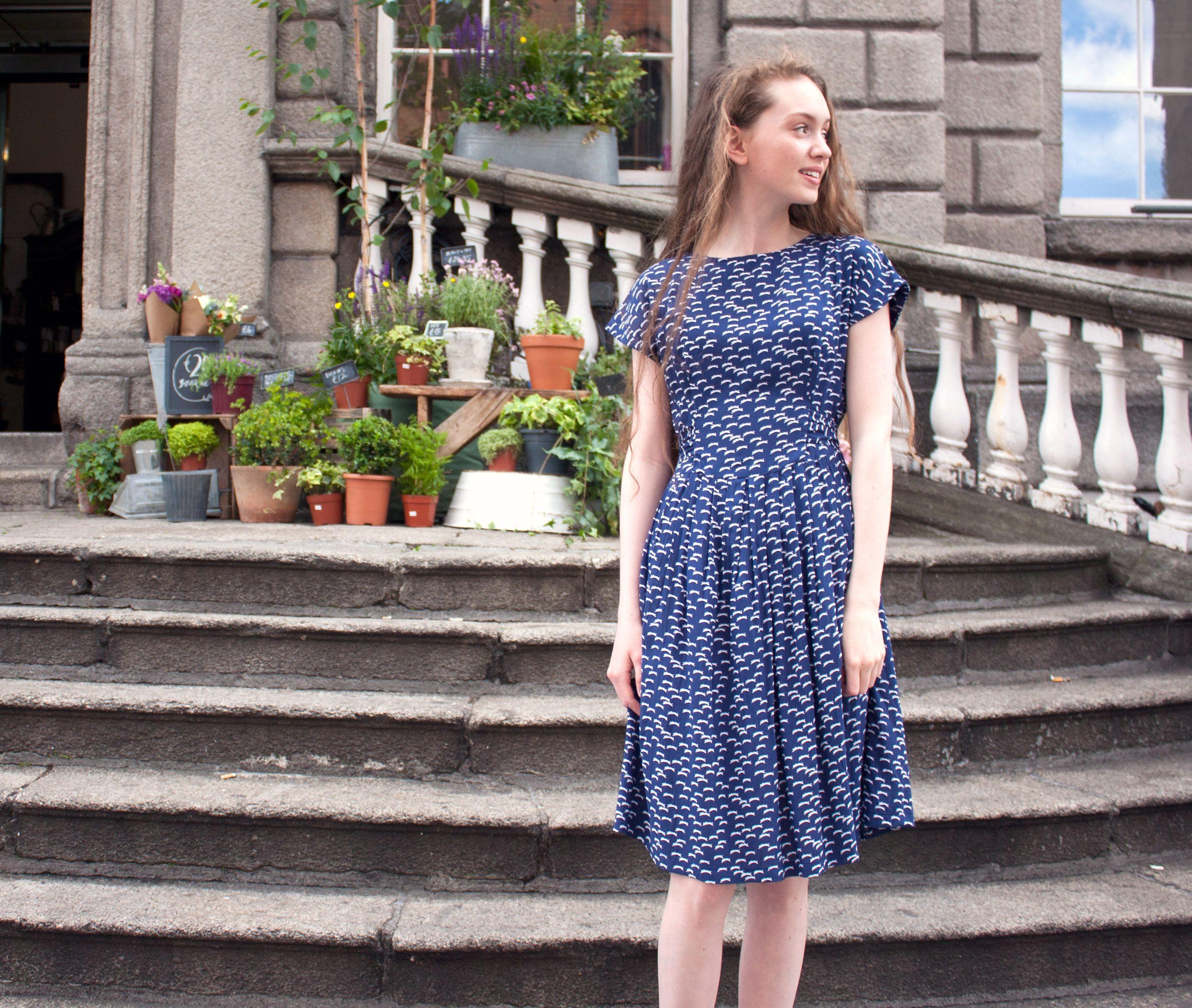 vintage style dress ireland