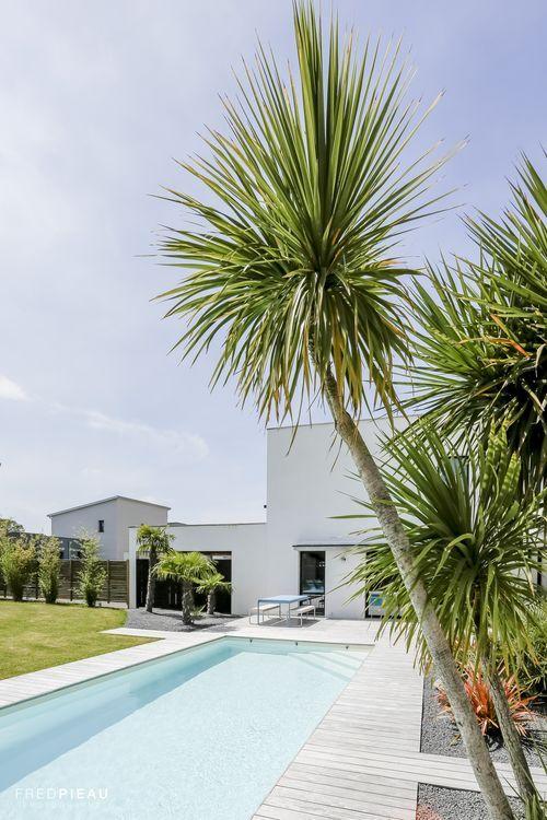piscine #Caron #beton #nage #longueur Tout en longueur Pinterest