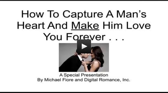 how to capture a mans heart