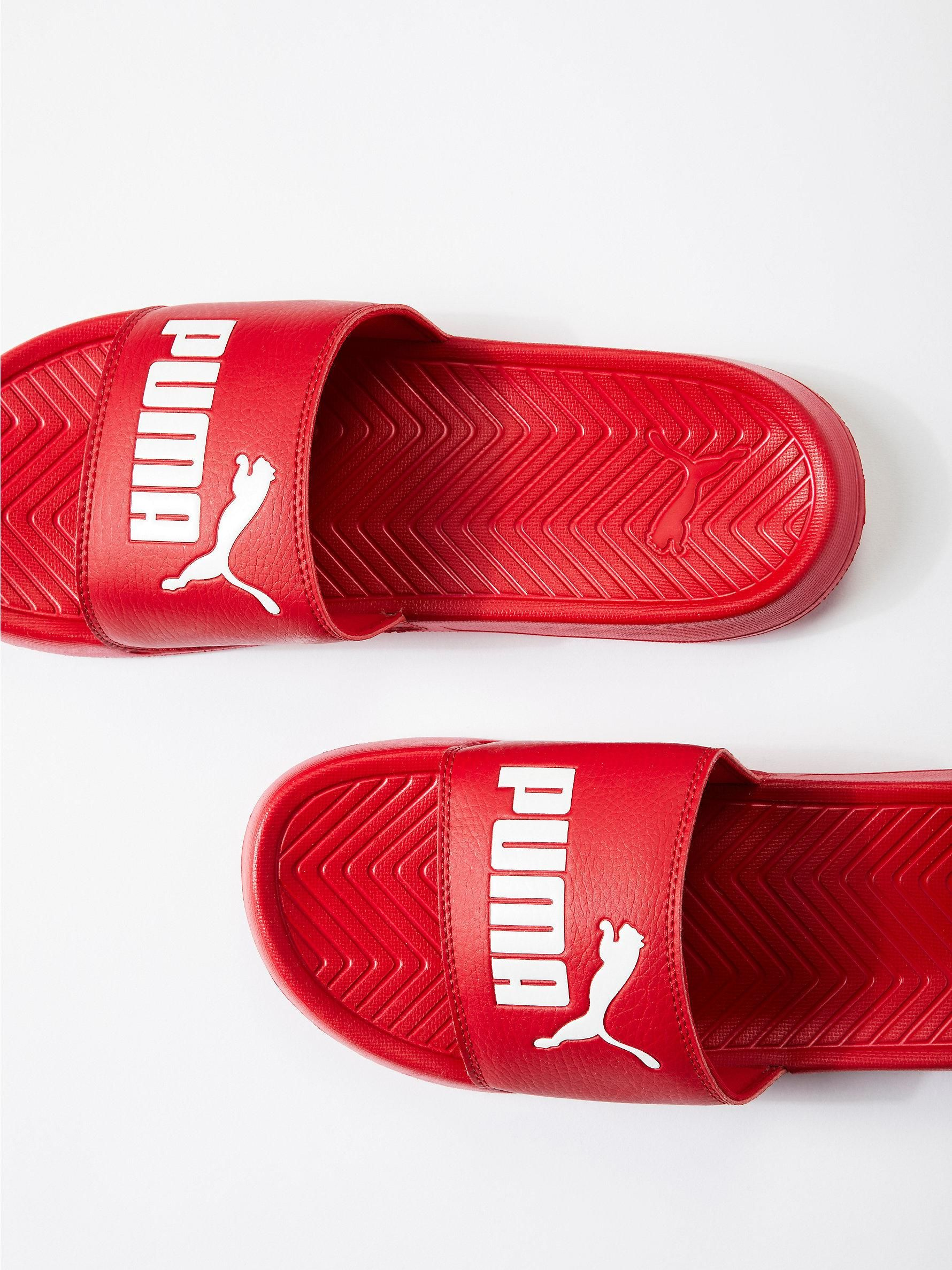 Cushioned shoes, Padded sandals, Slide