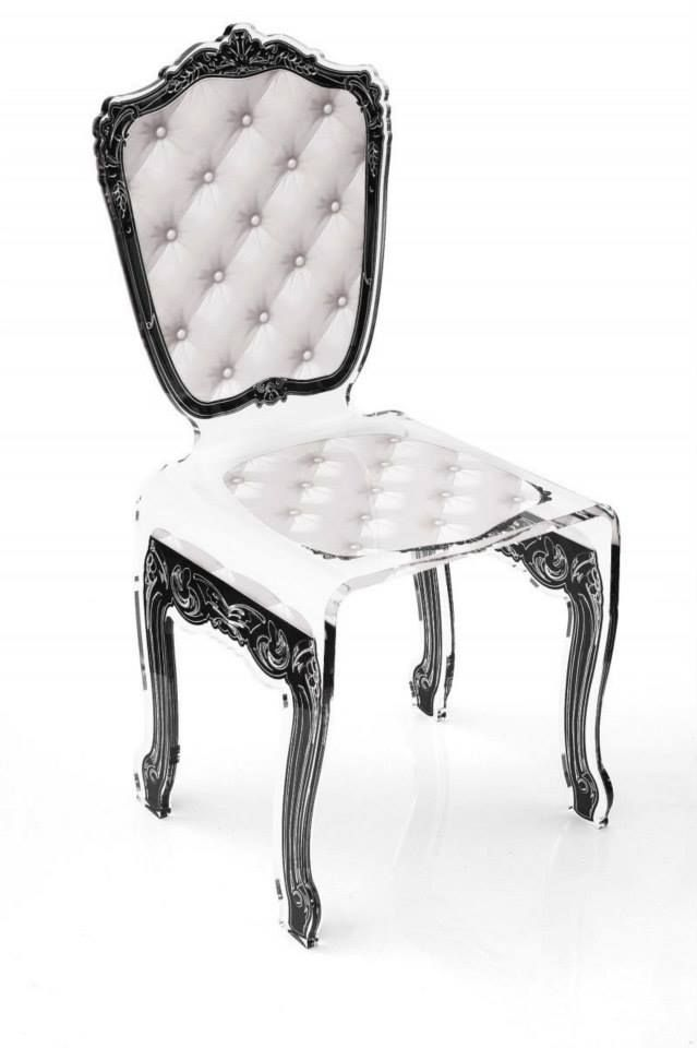 Http Www Inside75 Com Design Chaises Capiton Blanc Chaise Plexiglass Design Acrila Html Acrylic Furniture Glass Furniture Furniture