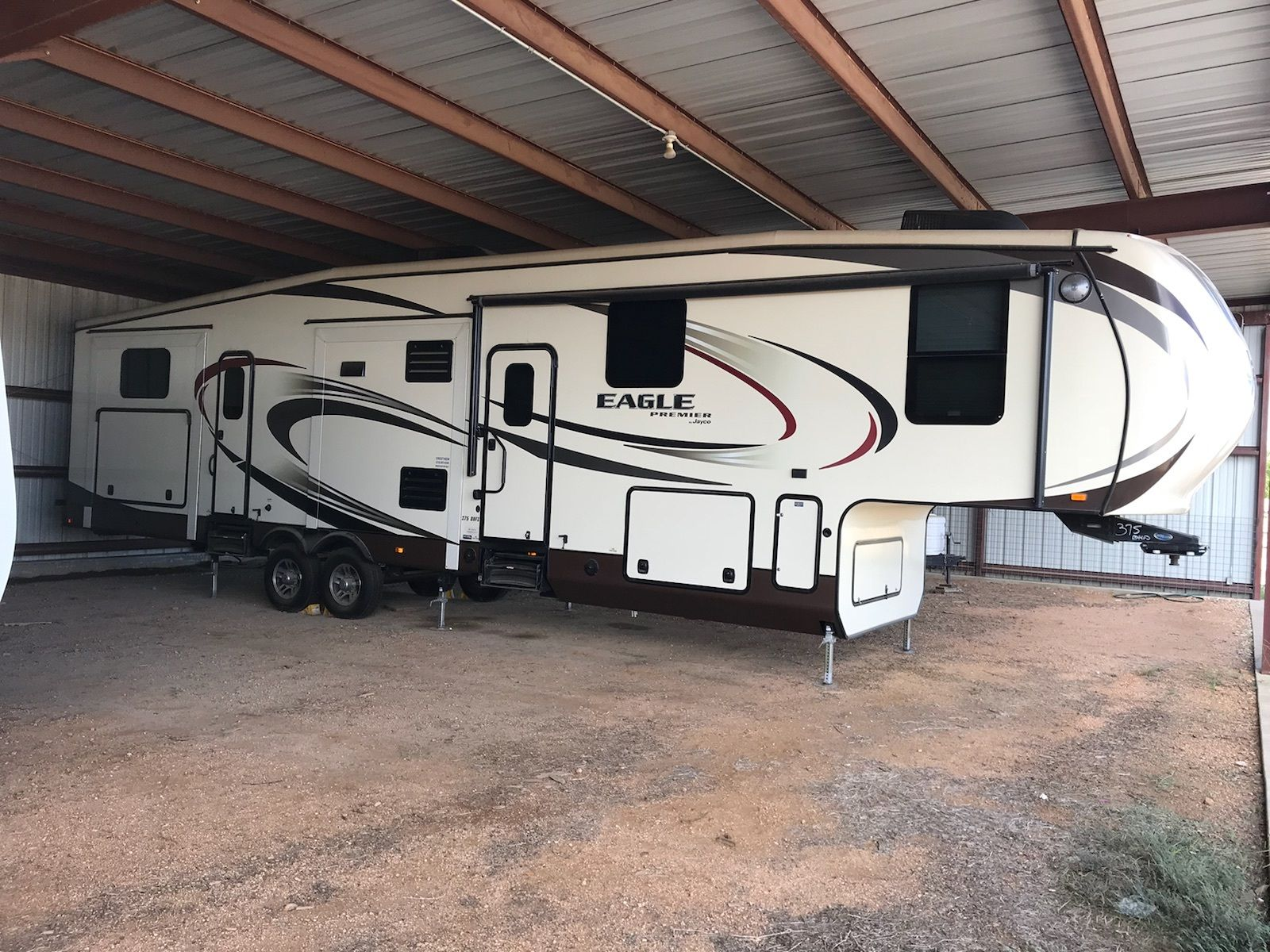 Check Out This 2015 Jayco Eagle Premier 375bhfs Listing In
