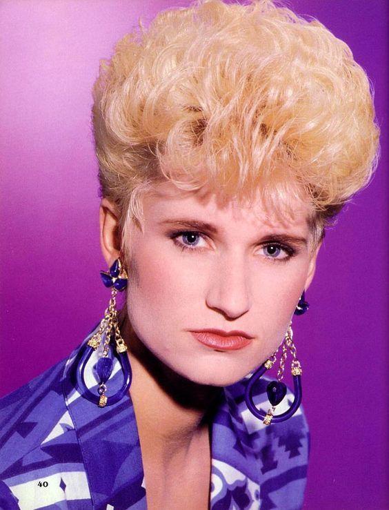 Coiffure Courte 80s Style Annees 80 Pinterest Hair Styles