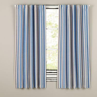 Kids And Baby Crate Striped Curtainscurtains Ukcurtain