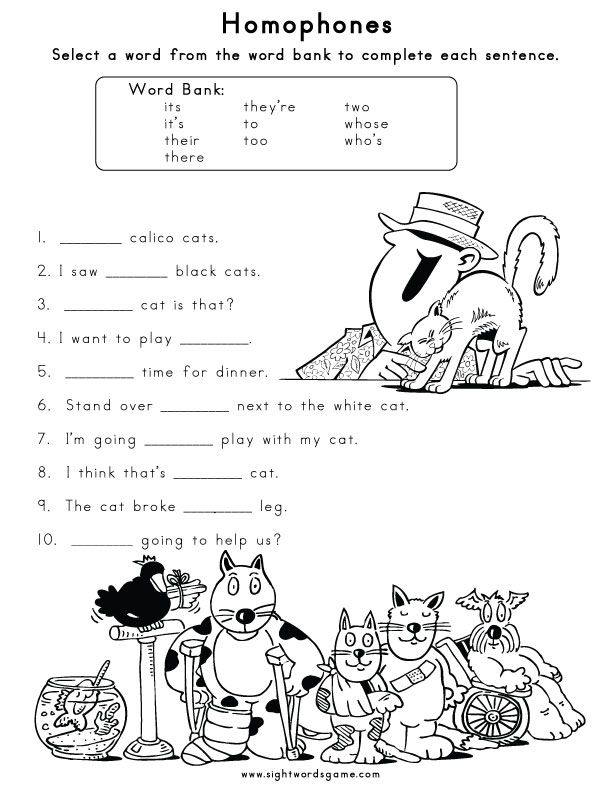 homophone worksheet for kindergarten homophone best free printable worksheets. Black Bedroom Furniture Sets. Home Design Ideas