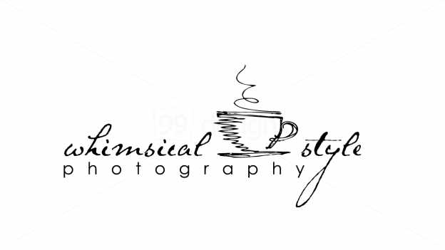 sketchy cup of coffee — Ready-made Logo Designs | 99designs