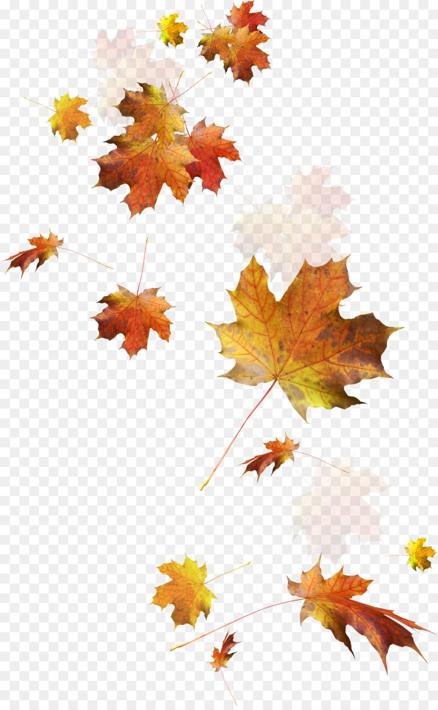 Autumn Pattern Background - Unlimited Download. cleanpng.com. #fallingleaves
