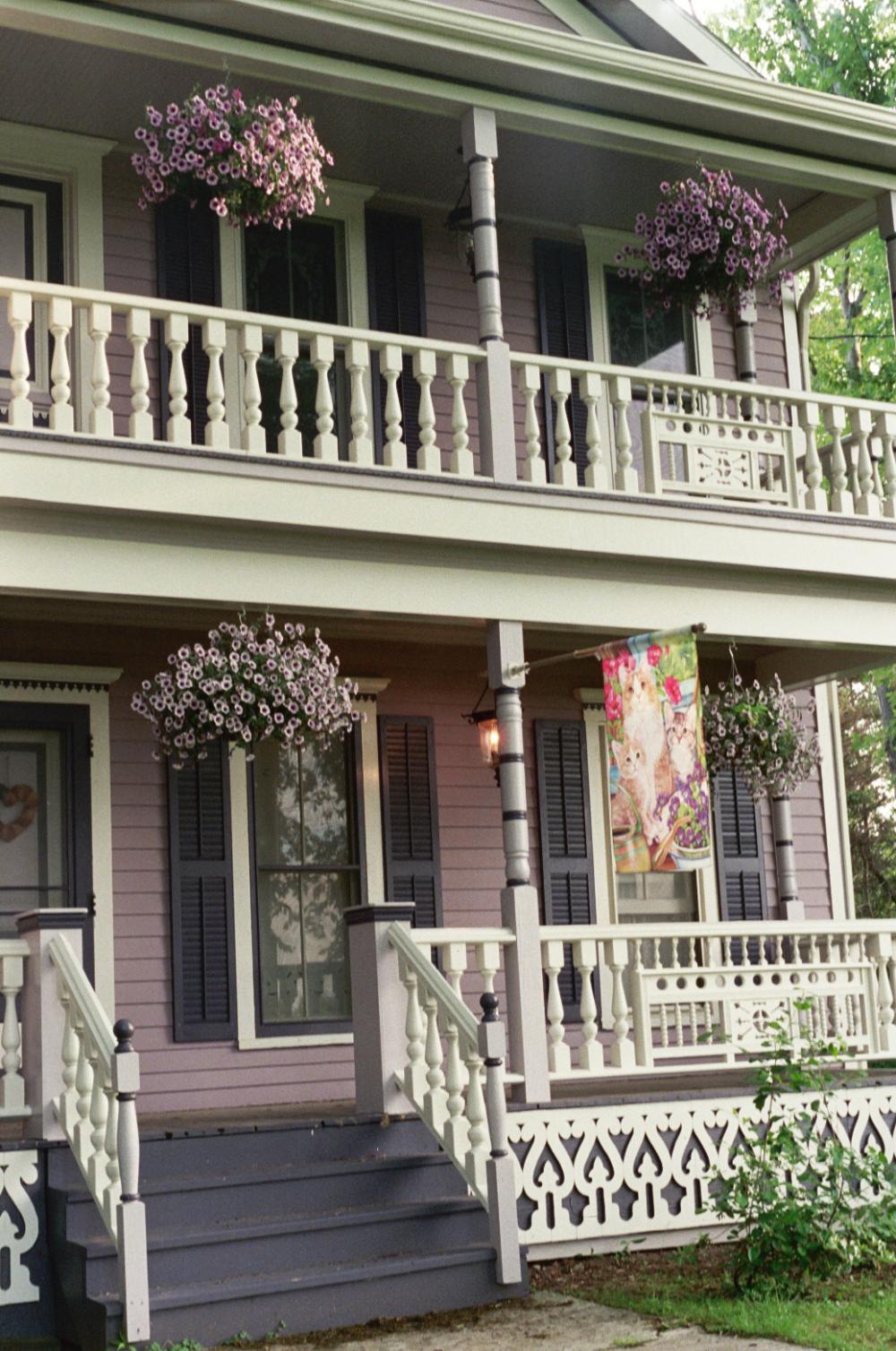 25 Victorian Exterior Design Ideas