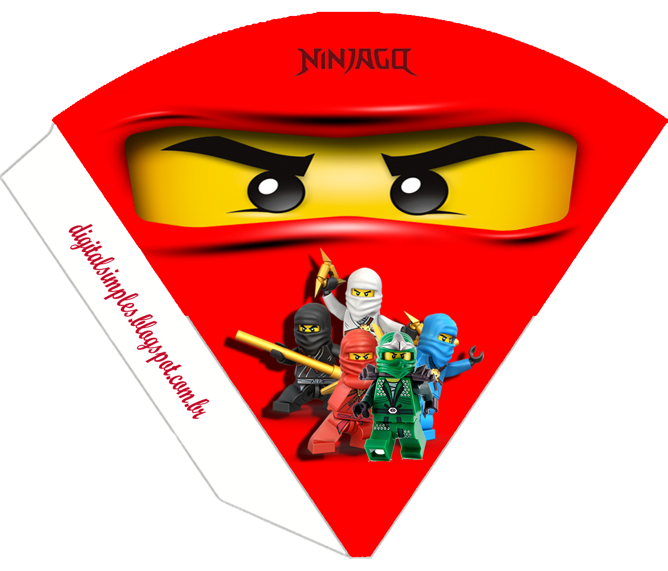 Free Cool Stuff For Superheroes Star Wars Angry Birds Minecraft Sonic Pokemon Lego Dr Who And Mo Ninjago Party Lego Ninjago Party Lego Ninjago Birthday