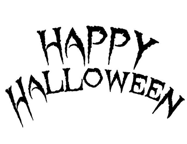 ☠ Happy Halloween - Free printable coloring pages and more at the ...