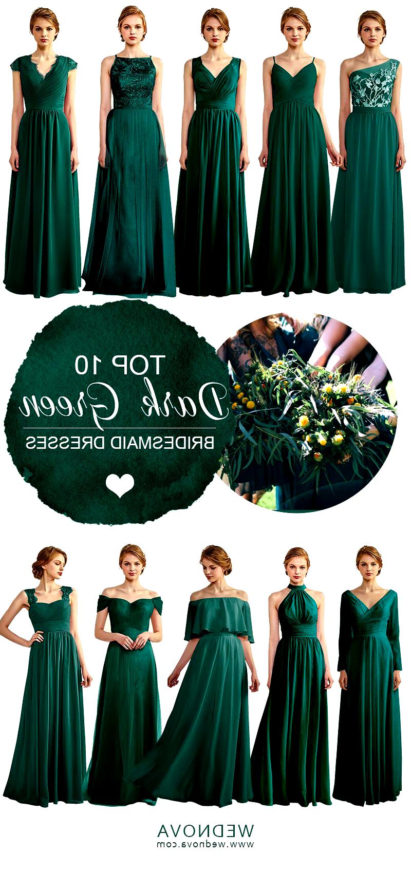 Dark Green Chiffon Bridesmaid Dress High Quality Halter Dress V Neck Dress With In 2020 Dark Green Bridesmaid Dress Green Bridesmaid Dresses Summer Bridesmaid Dresses