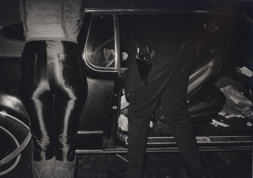 Jill Freedman, Loose Change,New York City, 1979