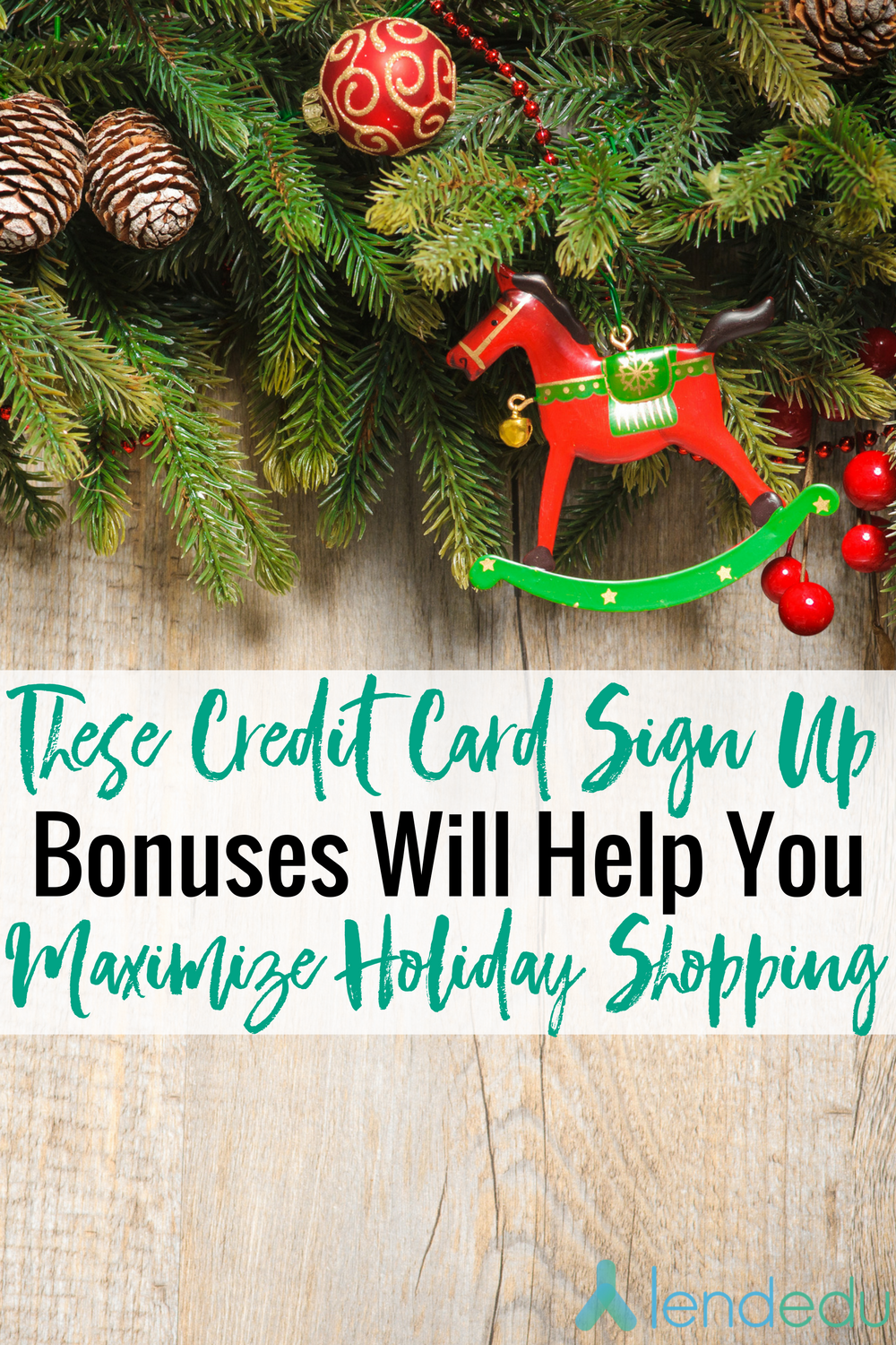these credit card sign up bonuses will help you maximize holiday