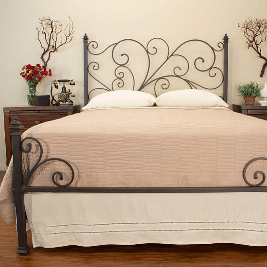 Ashley Panel California King Beds by Benicia Foundry