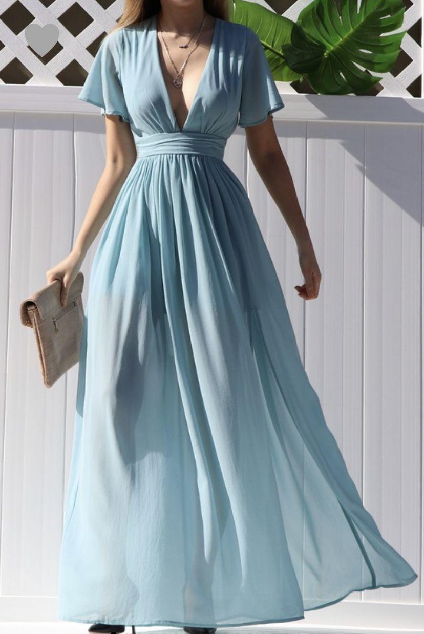 Blue Summer Dress Dresses Blue Summer Dresses Summer Dresses [ 1238 x 828 Pixel ]