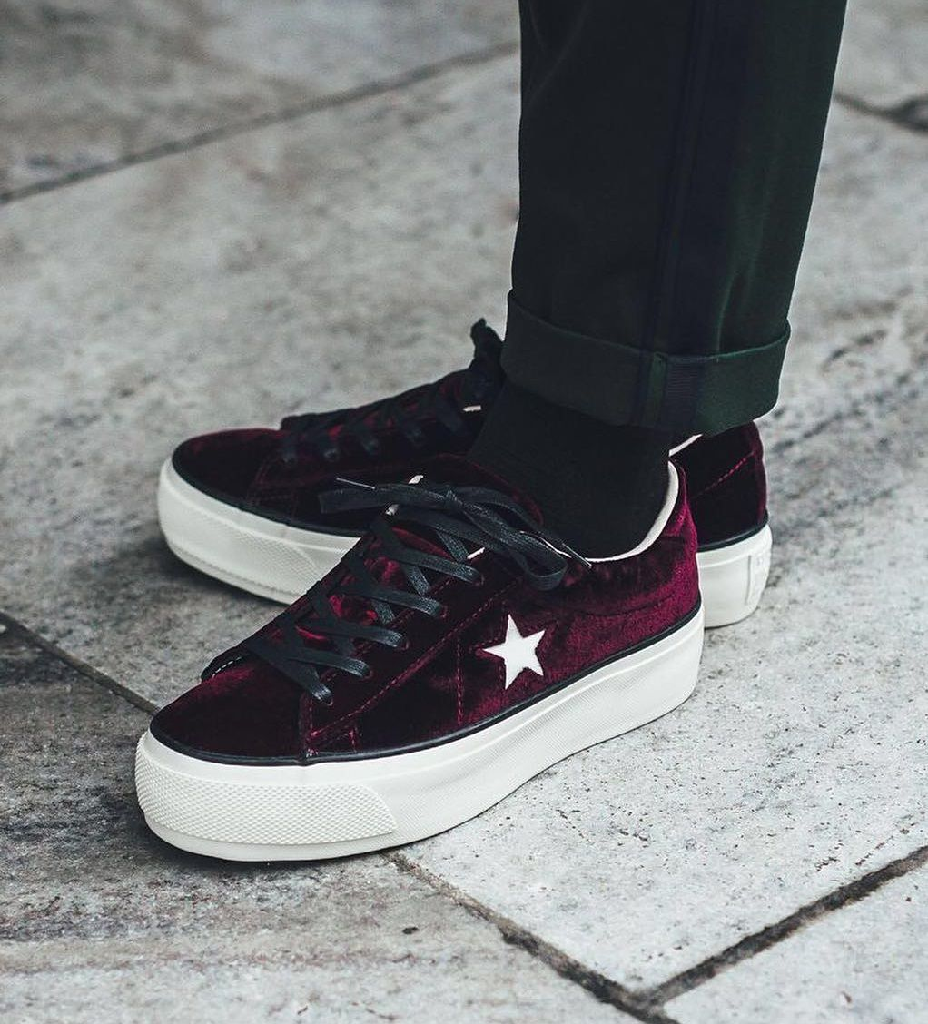 converse platform one star ox