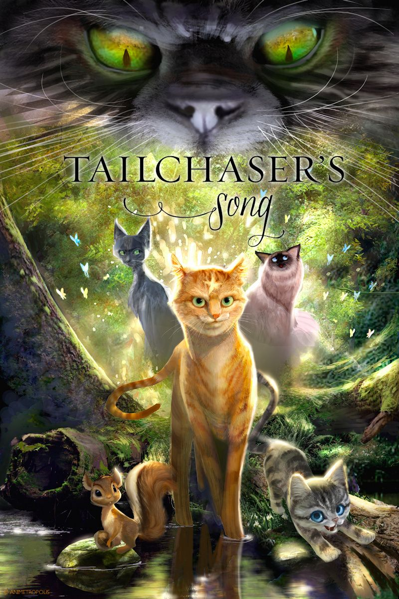 Tailchaser\u0027s Song Animated Film Poster, Press Release
