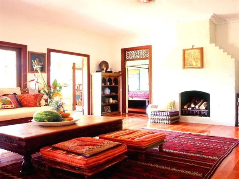 Baithak Living Room 15   Indian interior design, Indian ...