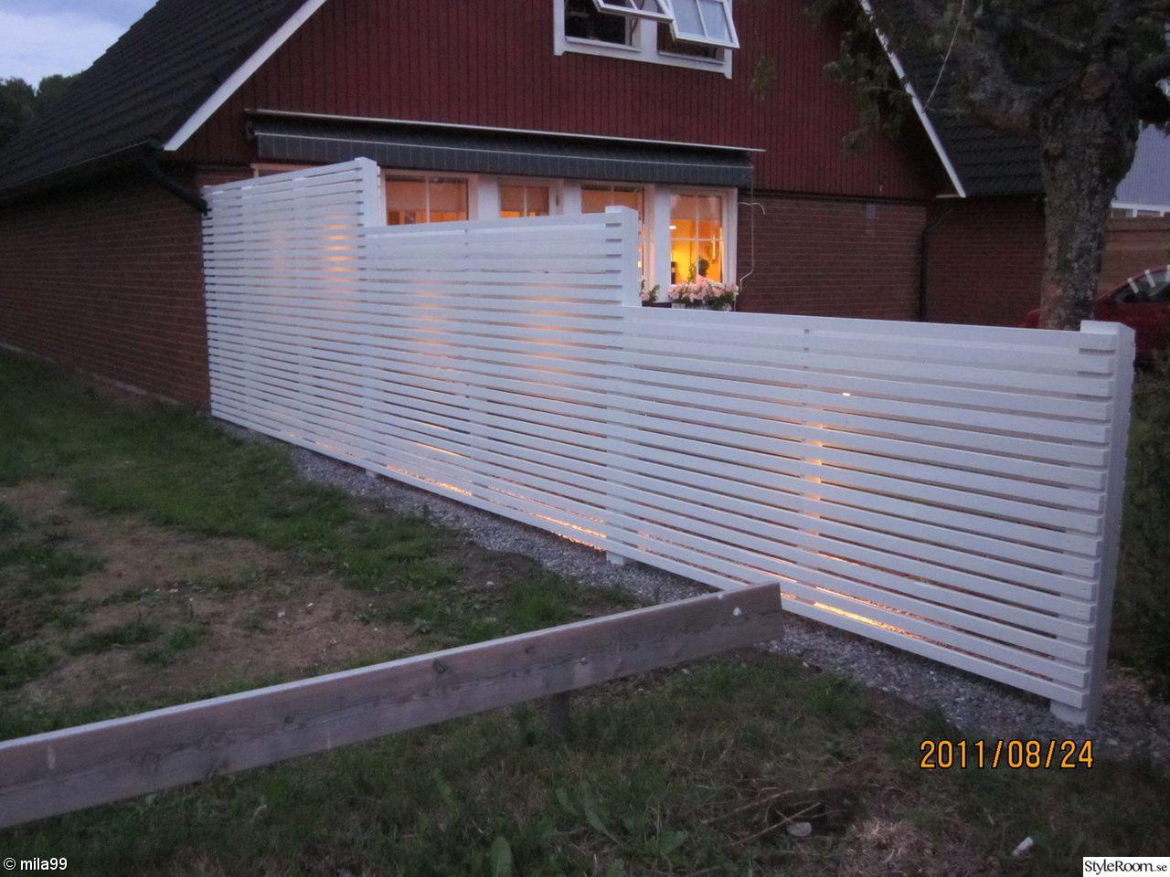 staket trädgård | Pool Inspiration | Pinterest | Plank and Pergolas