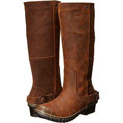 0a03291605f waterproof leather boots in nutmeg! last winter was so miserable in ...