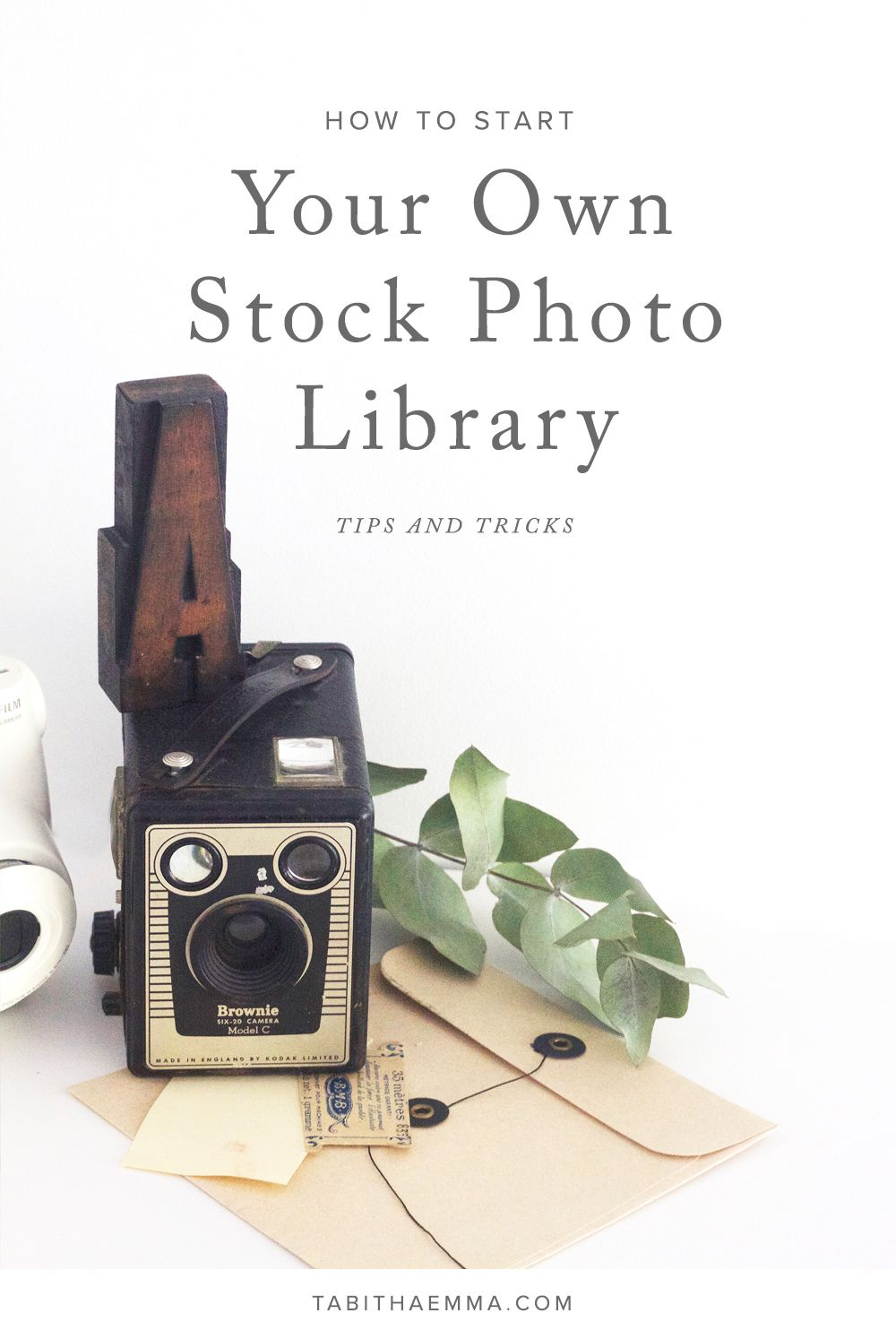How to Start your own Personal Branded Stock Photo Library #photolibrary