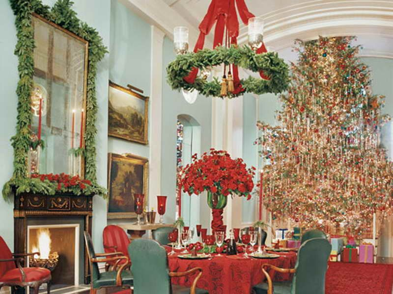 English christmas decorations southern living christmas decorations with amazing tree Southern home decor on pinterest