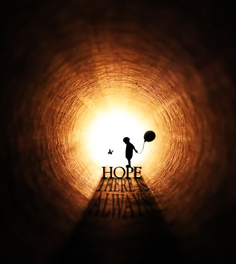 I hope you'll visit my blog, letters4hope.tumblr.com. It's a place to post anonymous letters providing hope for people in need. If a letter can help just one person, it will all have been worth it. If you'd like to send a letter, please email me at letters4hopebri@gmail.com.