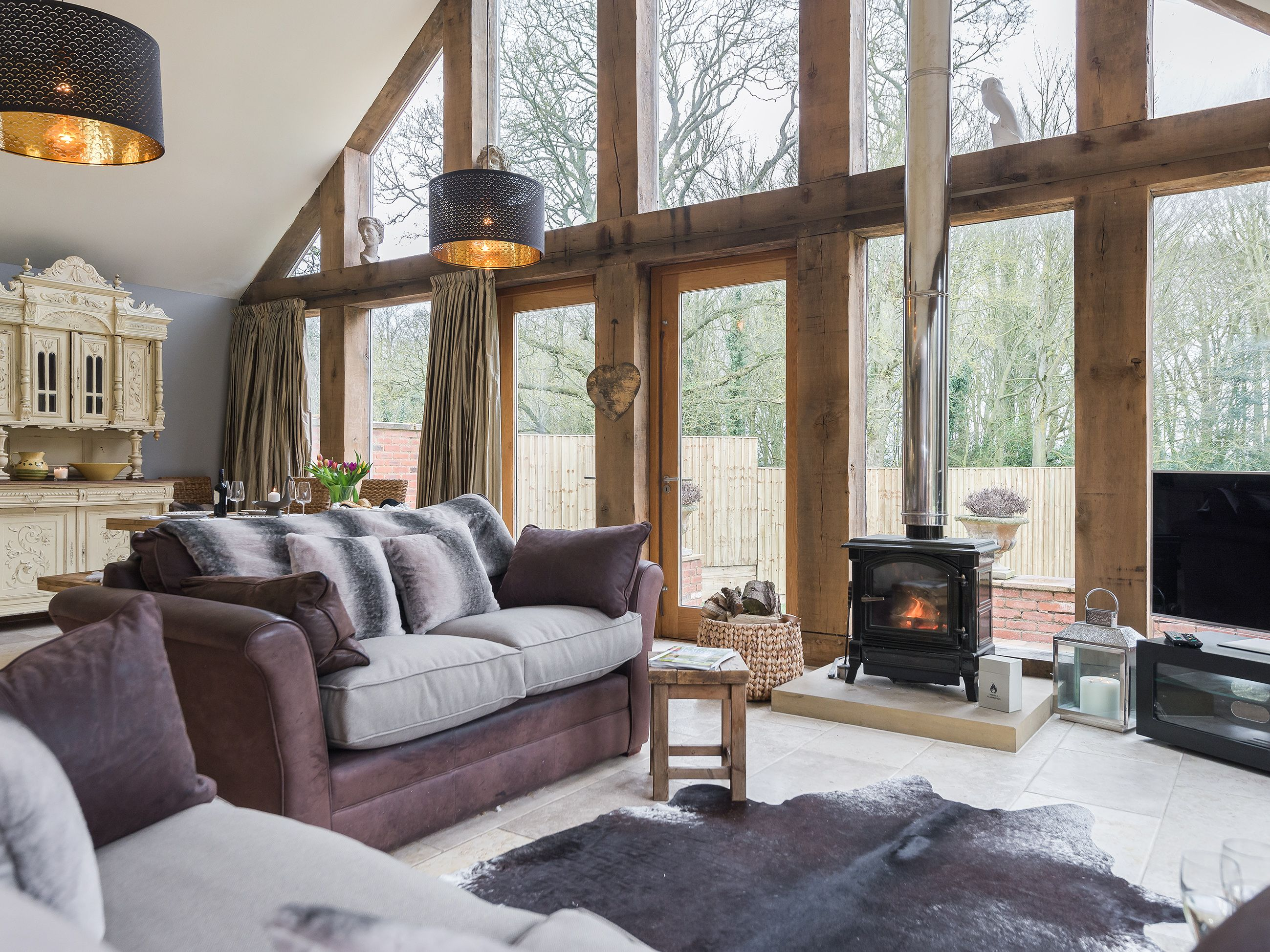 Lily Pad Lodge Ref Uk10956 In Market Stainton Near Louth
