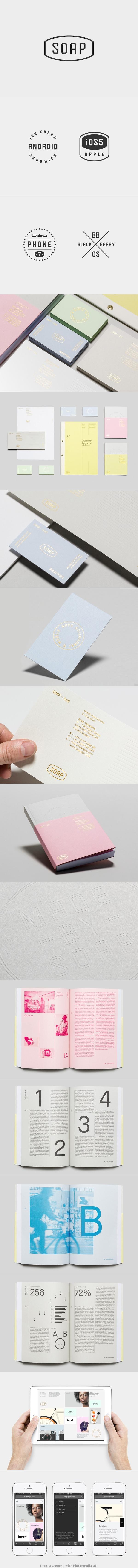 Soap Industries by Socio Design