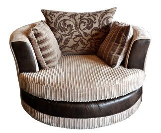 Chair And A Half Swilvel Chairs Destiny Swivel Cuddle Chair Ex Dfs Swivel Cuddle Chair Retails
