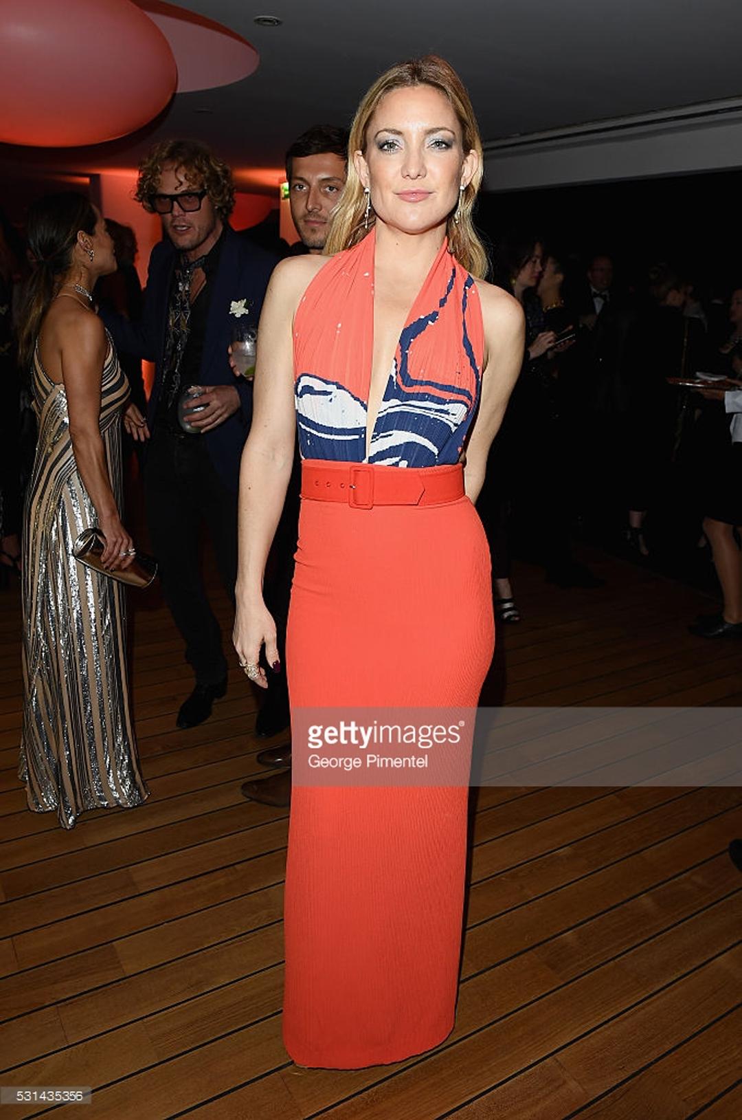 #KateHudson wearing Borgioni at Vanity Fair Cannes Festival de Cannes  #Shoes #beauty #actress #cannes2016 #film