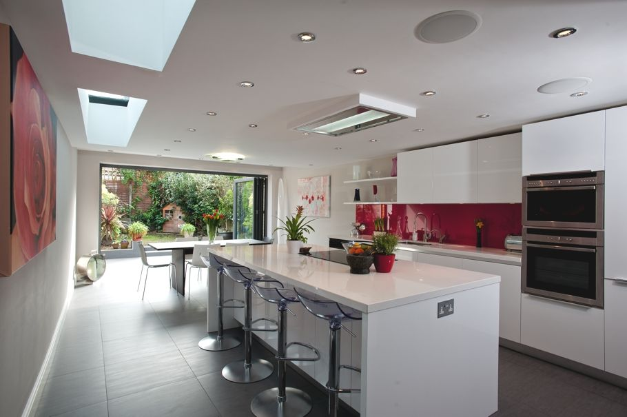 Kitchen Design Ideas Uk kitchen design in a modern london home - http://www.adelto.co.uk