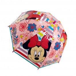 Paraguas Burbuja Minnie Colorfull
