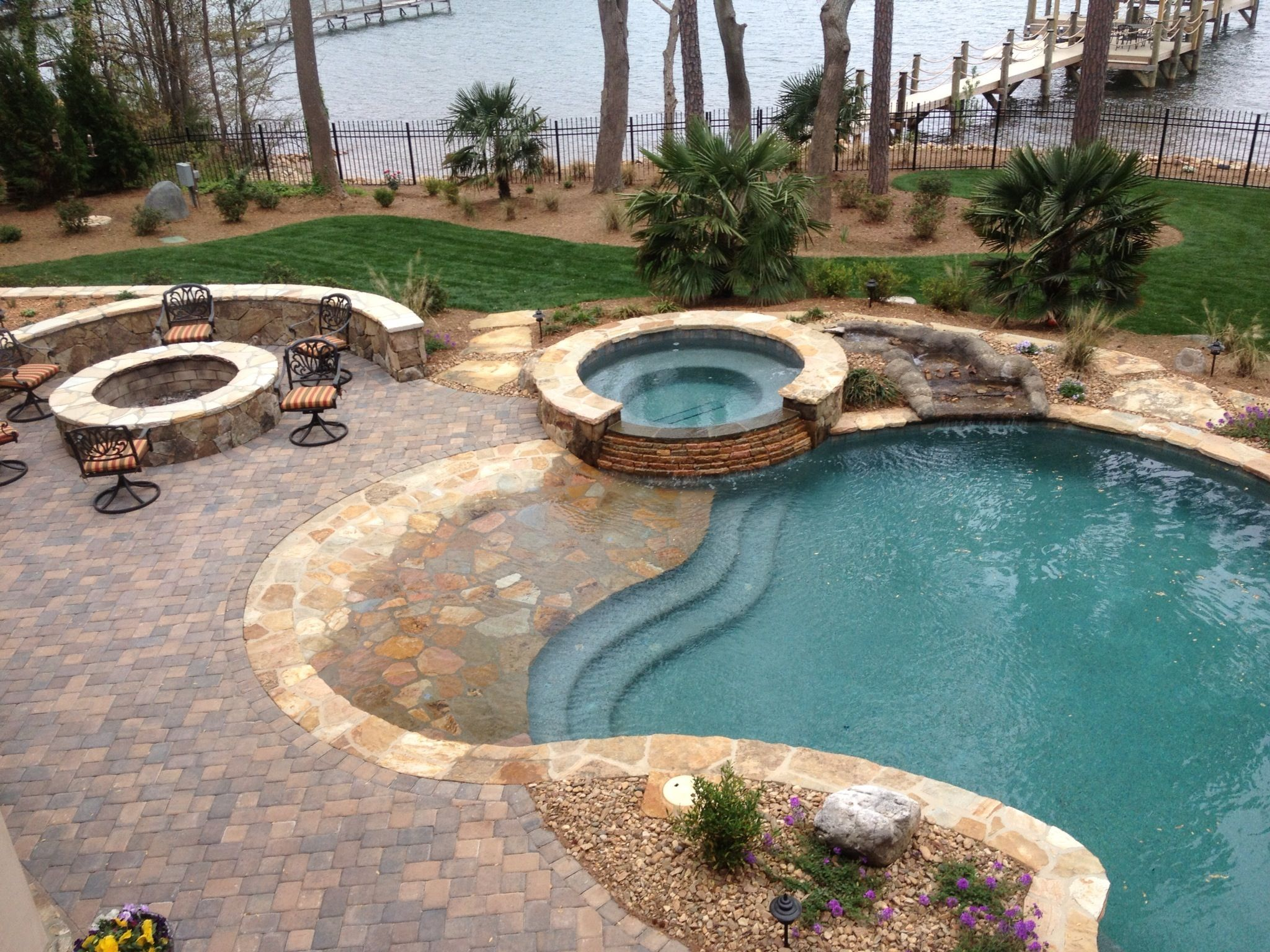 Cost To Build A Swimming Pool Charlotte Pool Builder Pool Ideas Pinterest Pool Builders