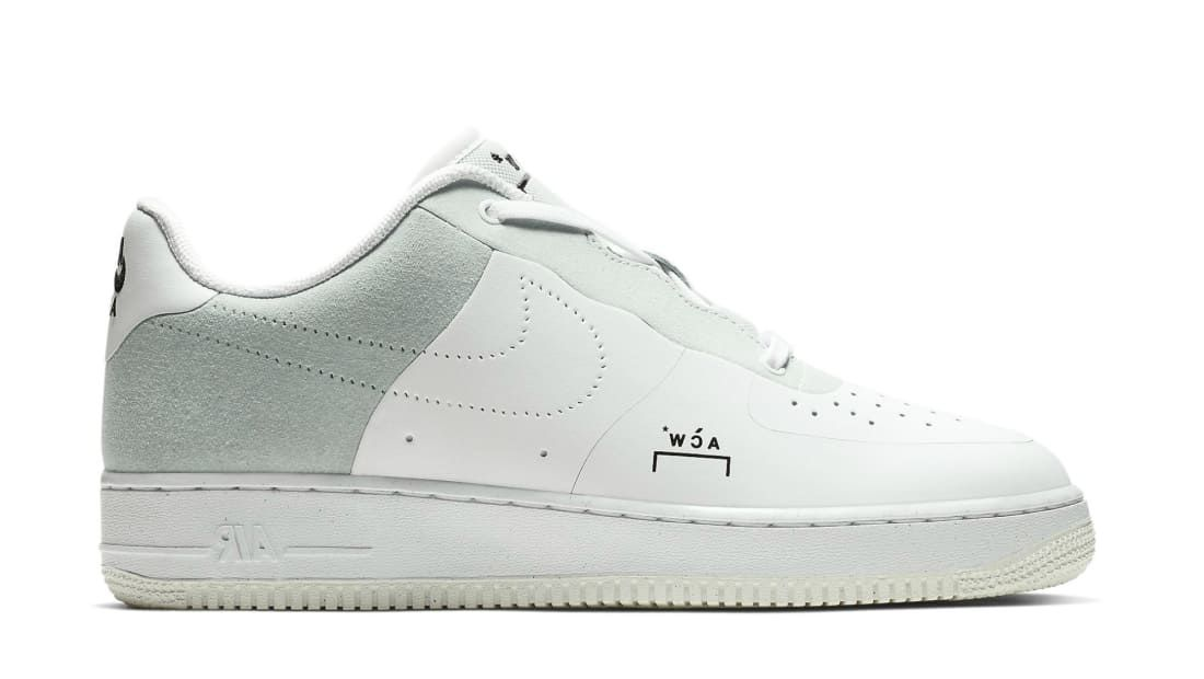 separation shoes ba523 f3d61 A-Cold-Wall x Nike Air Force 1 Low WhiteLight Grey