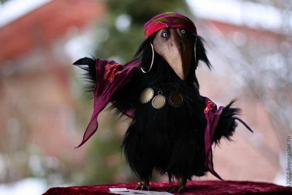 Черный ворон прикольные картинки, днем