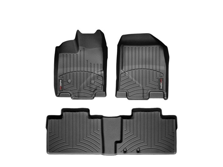 2013 Ford Edge Weathertech Floorliners Custom Fit To Protect