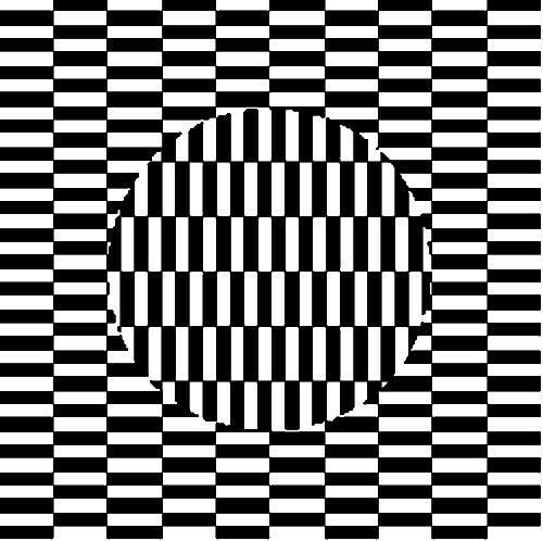 Pin Von Brigitte Caviezel Auf Illusion Op Kunstunterricht Illusion Kunst Optische Kunst