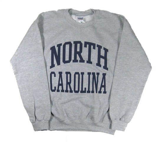 North Carolina (G) REALLY want this NC grey hoodie $20