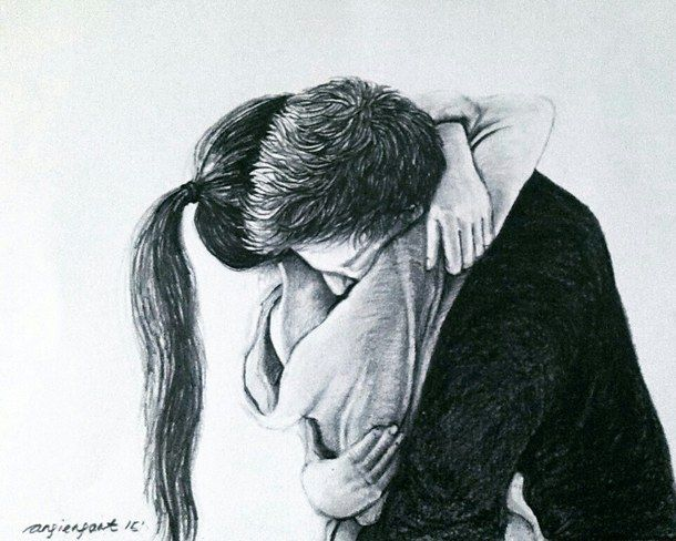beautiful pencil sketche