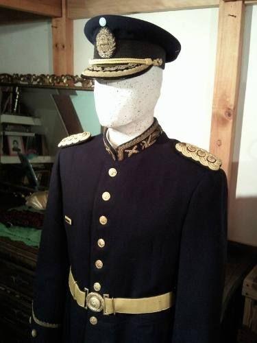 f29e55049f3 Argentine Army artillery colonels  ceremonial dress uniform ...