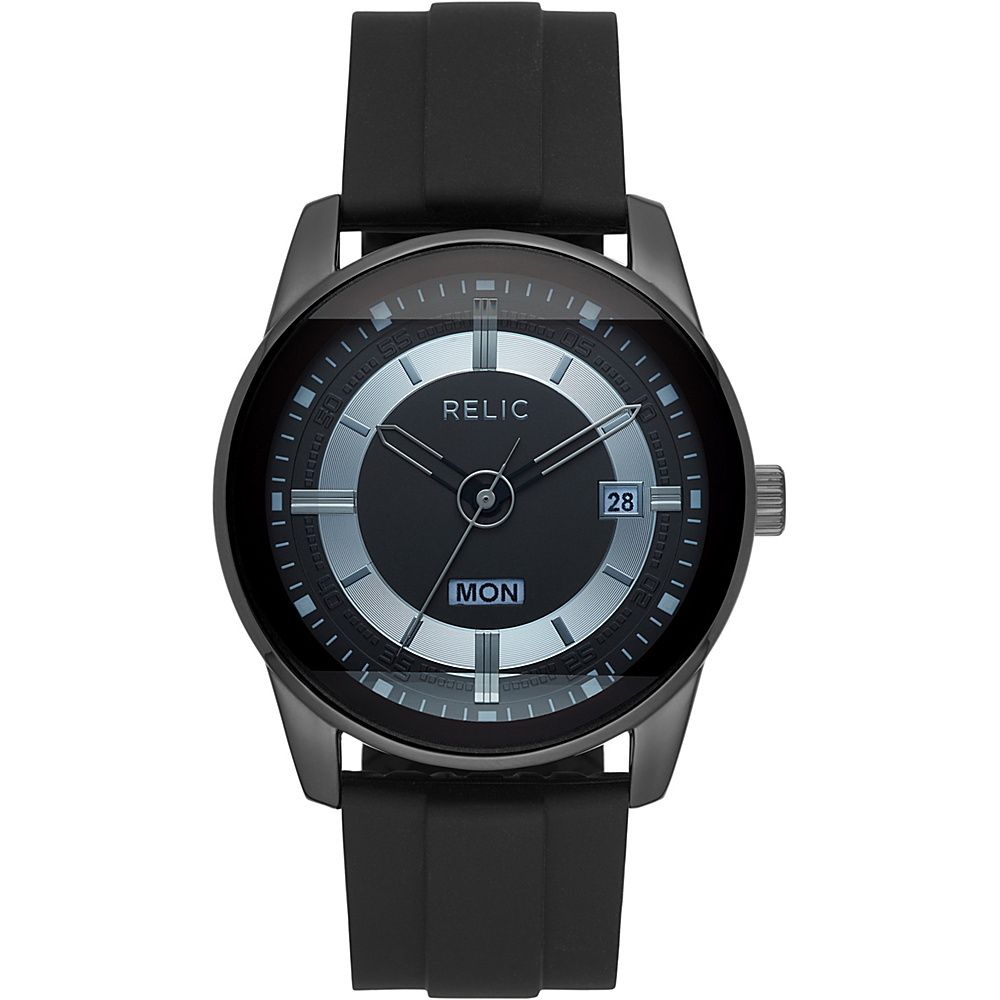 Relic by Fossil Everet Metal and Silicone Sport Watch - eBags.com #sportswatches