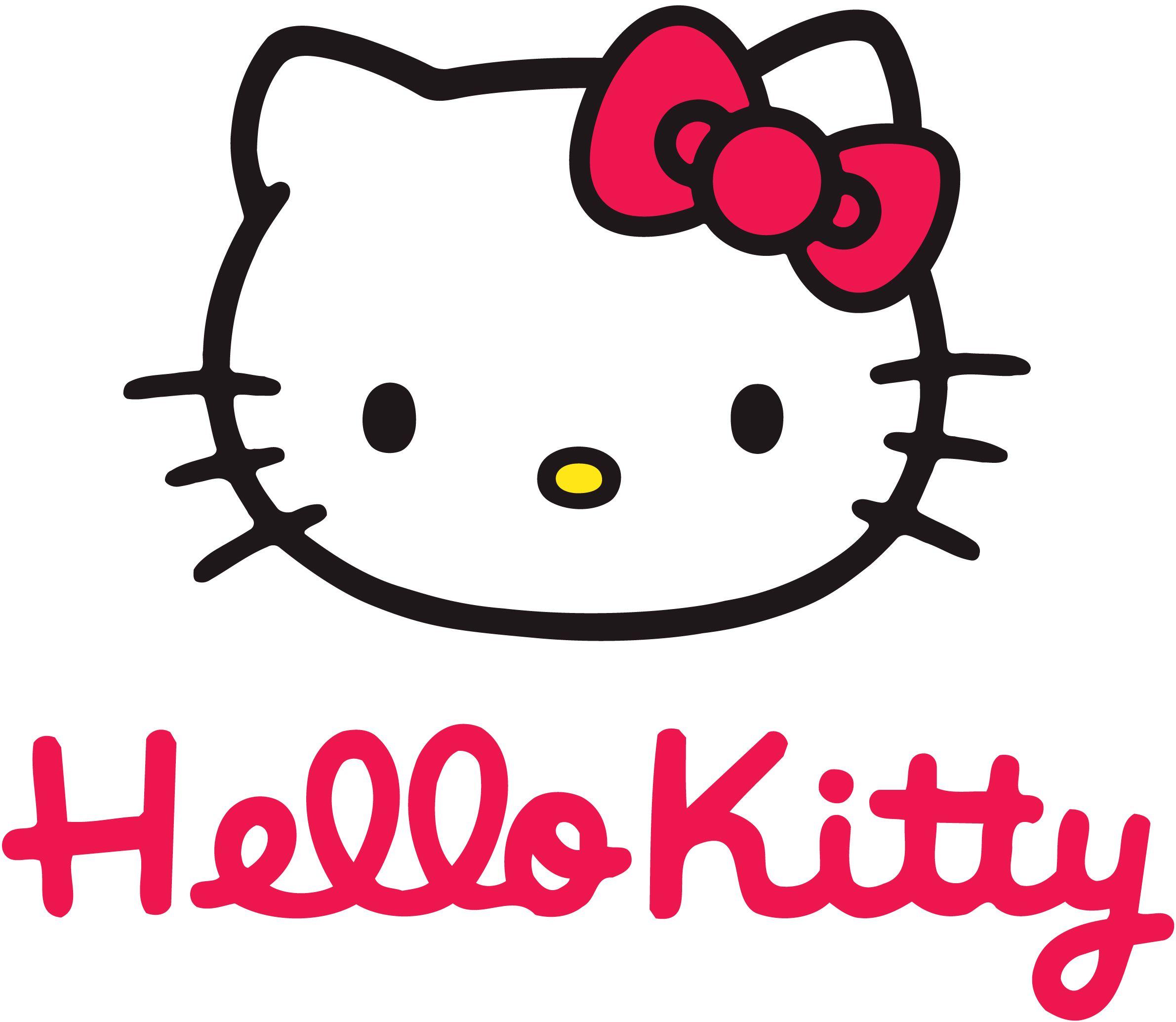 Znalezione obrazy dla zapytania hello kitty logo