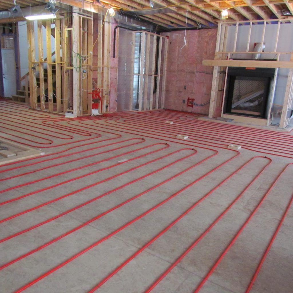 Basement Floor Heating Under Tile Httpnextsoft21