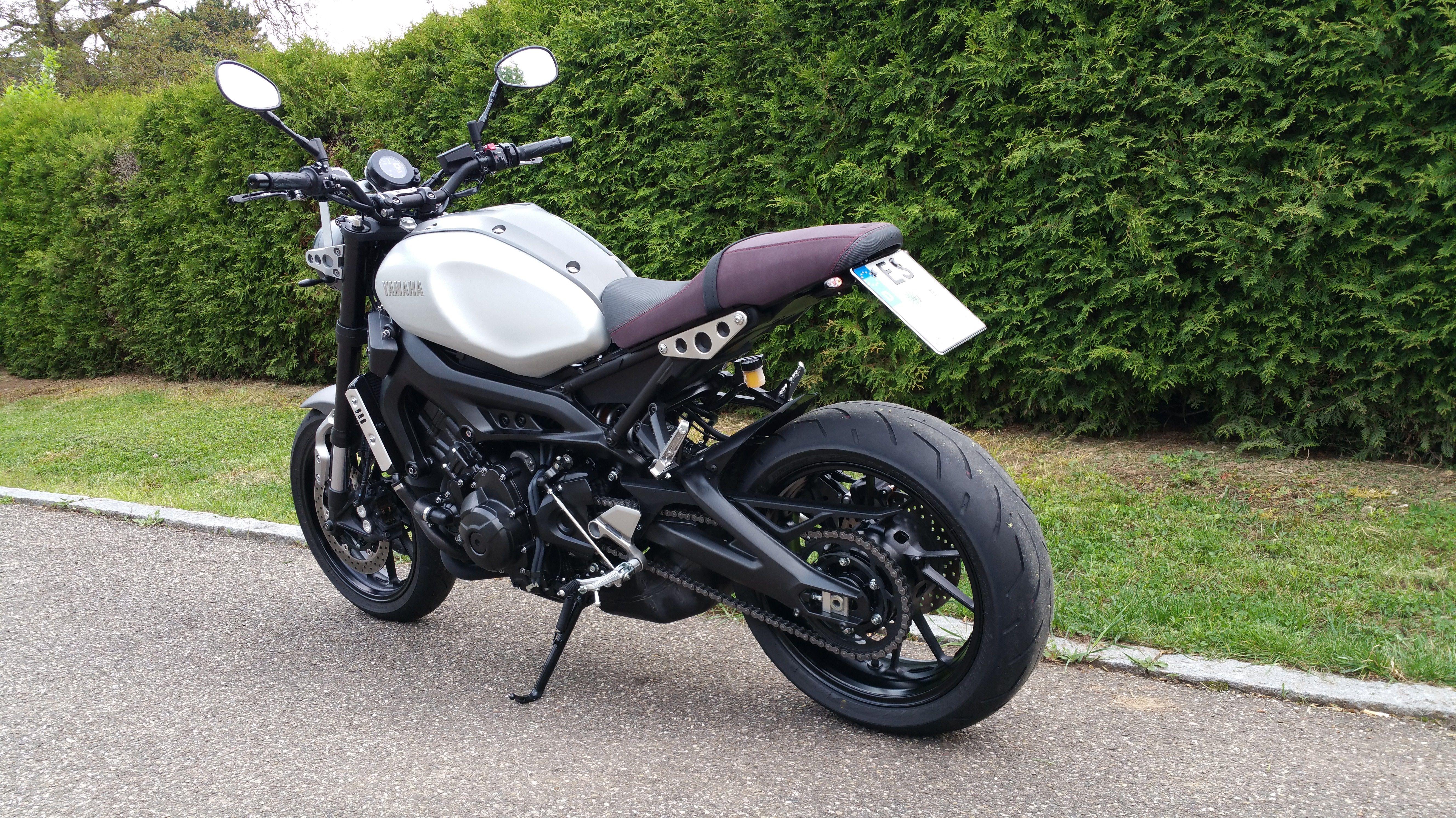 XSR 900 Custom KZH XSR900